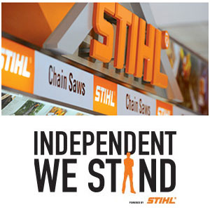 stihl independent